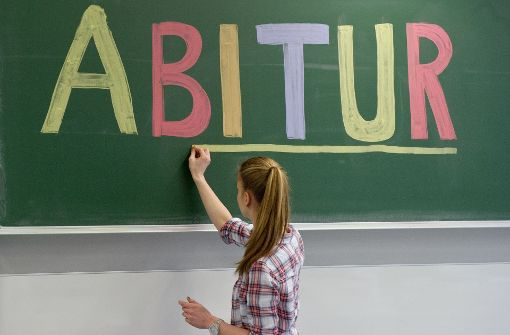 Abitur: Am 28. April ist die Prüfung im Fach Englisch geplant, am 3. Mai in Mathematik.  Foto: dpa