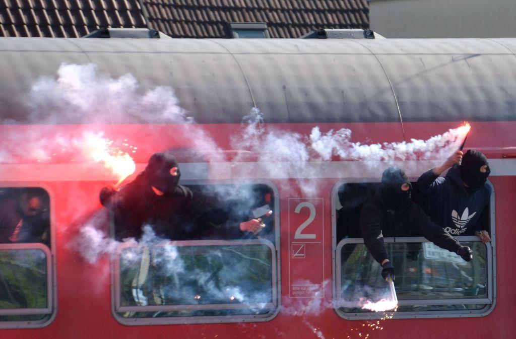 Karlsruhe: KSC sagt gewaltbereiten Ultras den Kampf an