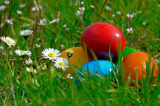 Immerhin: Die Osterfeiertage kann man überwiegend draußen genießen. Foto: Pixabay