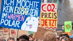 Fridays fot future: Internationaler Streik fordert #NeustartKlima