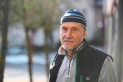 Ernst Maier ist um die Sicherheit bei den Umzügen besorgt.  Foto: Eich