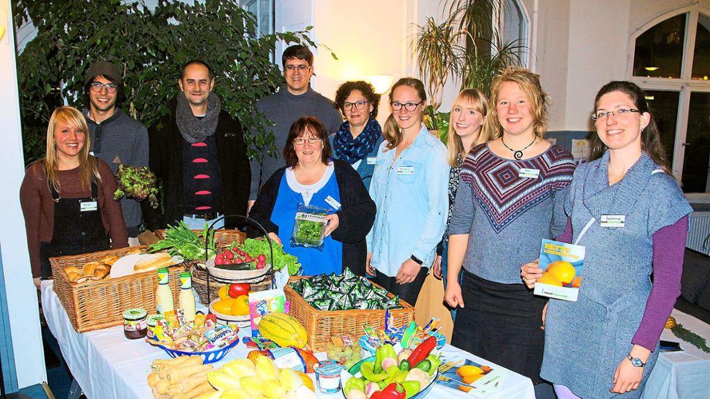 Freudenstadt: Auf den Tisch statt auf den Müll - Freudenstadt - Schwarzwälder Bote
