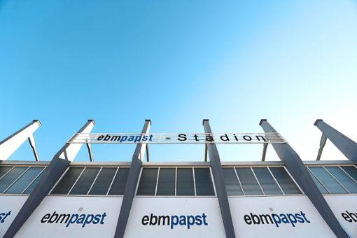 Für das Stadion soll ein neuer Name her. Foto: Eich