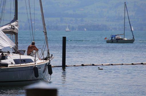 Erneut ist am Bodensee ein leichtes Erdbeben registriert worden. Foto: dpa