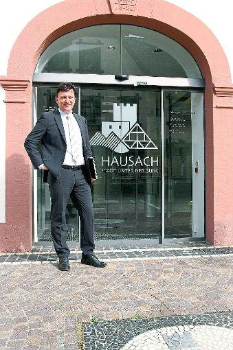 Hausach hat Wolfgang Hermann vom ersten Augenblick an gefallen. Foto: Reinhard
