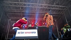 Ade, HipHop Open!