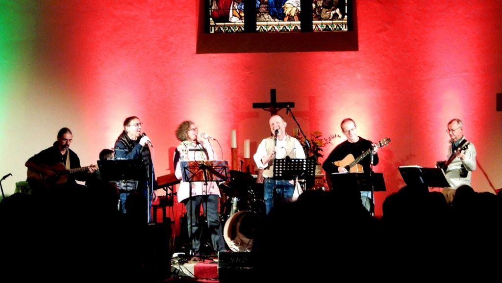 Schramberg: Andächtige Stille und Musik - Schramberg - Schwarzwälder Bote