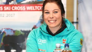 Wintersport: Skicross-Welcup: Daniela Maier Zehnte