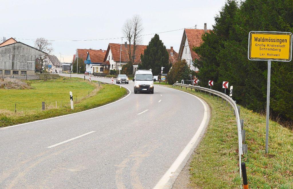 Schramberg: Waldmössingen: Radaranlage soll Raser bremsen ...