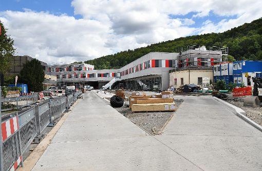 Charles Vögele macht die 180-Grad-Wende und eröffnet nun doch eine Filiale im neuen Einkaufszentrum in Horb.  Foto: Hopp