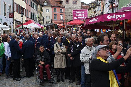 Das 35. Rottweiler Stadtfest war ein voller Erfolg. Foto: Bartler-Team