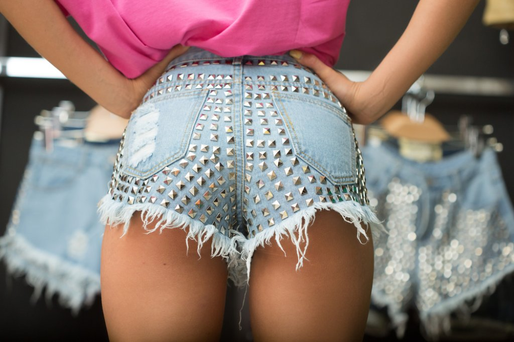 Hotpants An Schulen