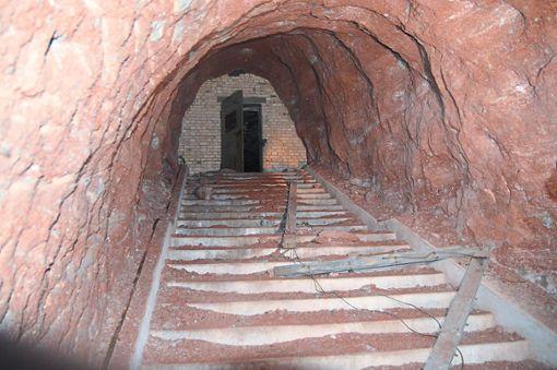 Die Bunkeranlagen können am kommenden Sonntag, 15. September,  besichtigt werden.   Foto: Fritsche Foto: Schwarzwälder Bote