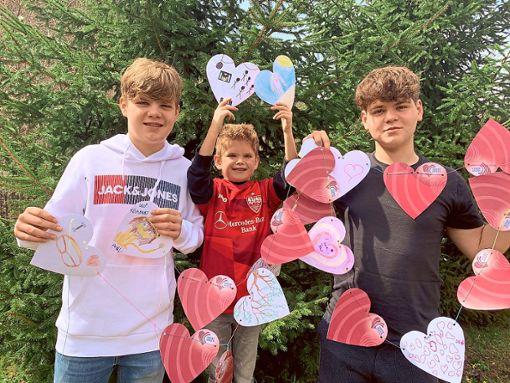 Zum Tag des herzkranken Kindes: Familie aus Baiersbronn