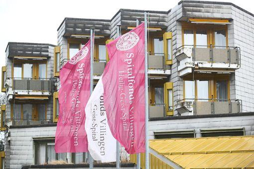 Beim Arbeitsgerichtsprozess in Freiburg ging es um Vorgänge im Heilig-Geist-Spital in der Villinger Schertlestraße.  Foto: Eich Foto: Schwarzwälder Bote