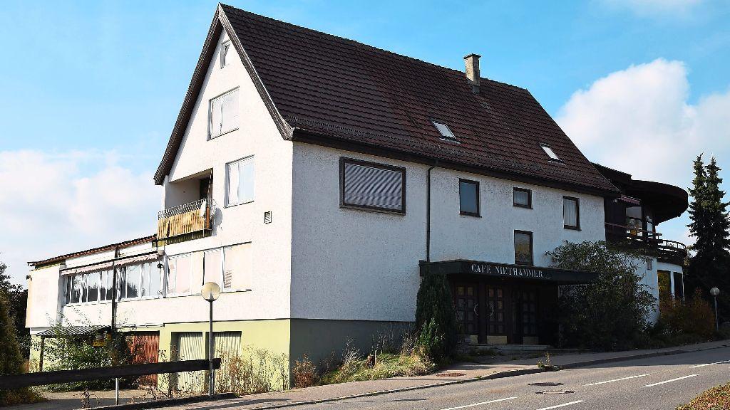 Jettingen: Gemeinde erwirbt Café Niethammer - Nagold