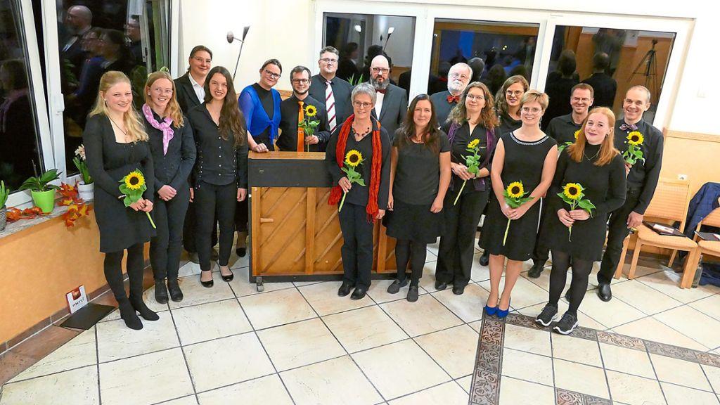 Baiersbronn: Gesangsschüler singen für Senioren - Baiersbronn - Schwarzwälder Bote