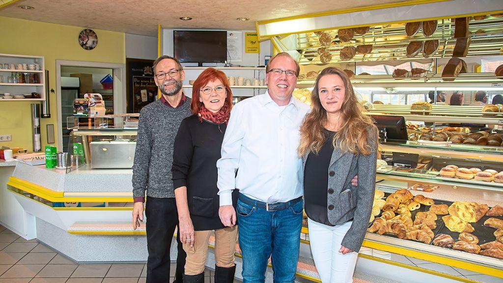 Wildberg: Nachfolger für Bäckerei gefunden - Wildberg - Schwarzwälder Bote
