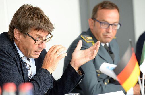 Der Ermittlungserfolg ist das Ergebnis einer konzertierten Aktion deutscher und italienischer Strafverfolgungsbehörden. Foto: dpa