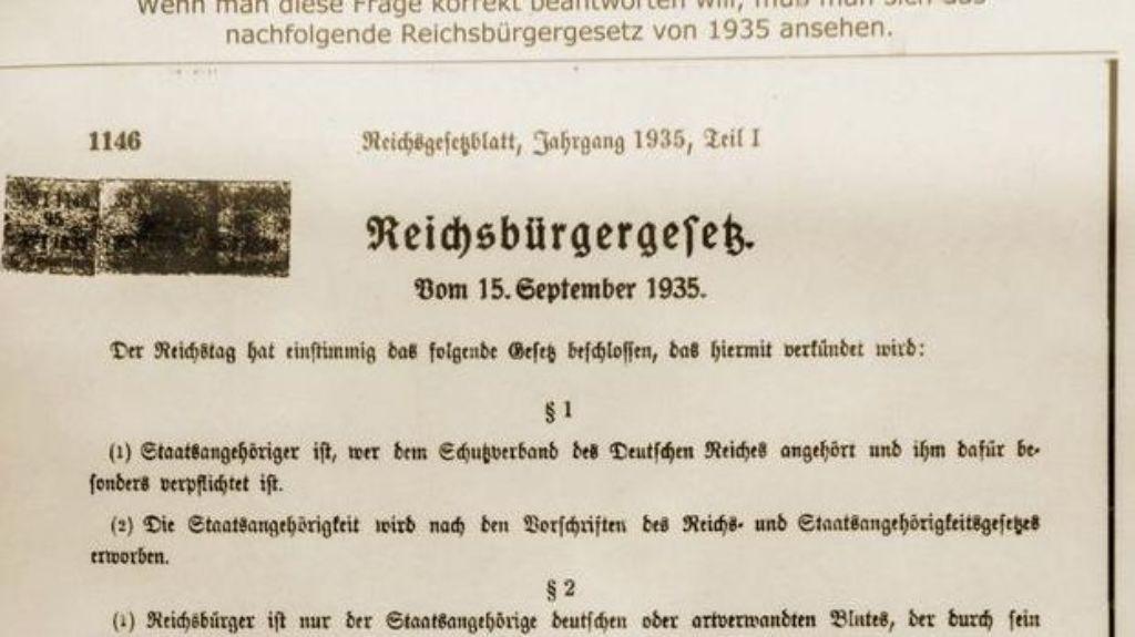 Villingen Schwenningen Reichsbürger Bringen Unruhe In Behörden
