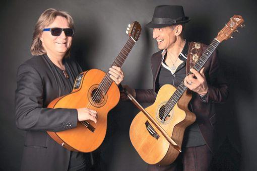 Magic acoustic Guitars spielen am heutigen Samstag im S&P im Schänzle.  Foto: Veranstalter Foto: Schwarzwälder Bote
