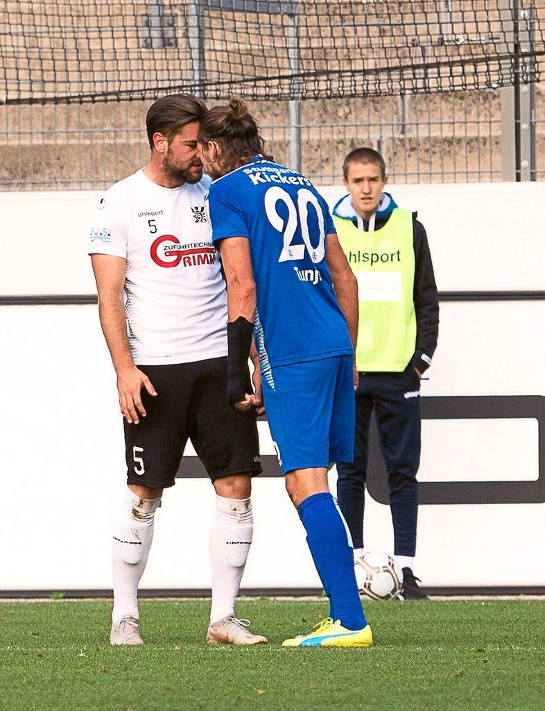 Fussball Liveticker Fc 08 Villingen Vs Stuttgarter Kickers