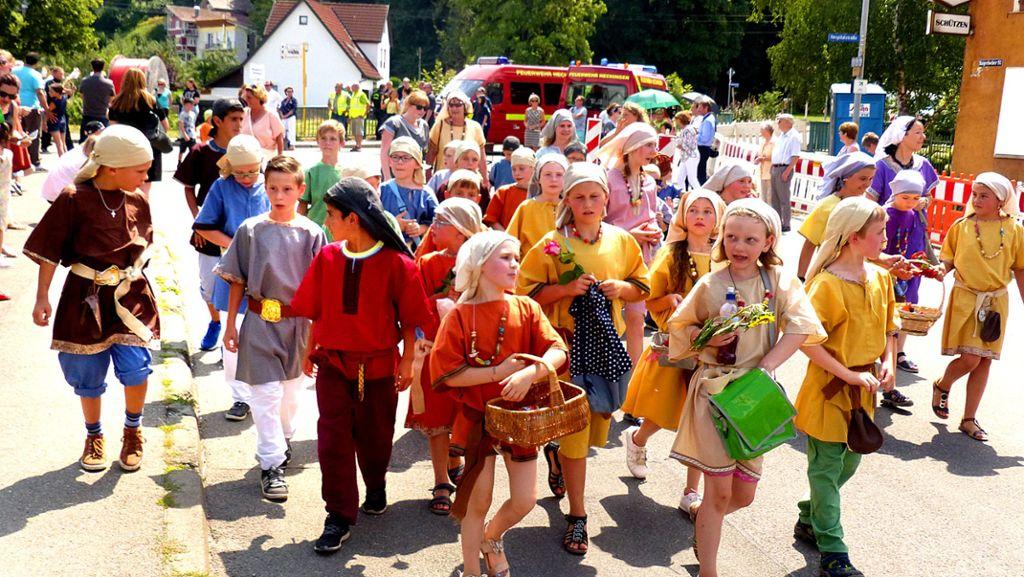 Hechingen: Ohne Vereine gibt es auch kein Hechinger Kinderfest - Hechingen - Schwarzwälder Bote