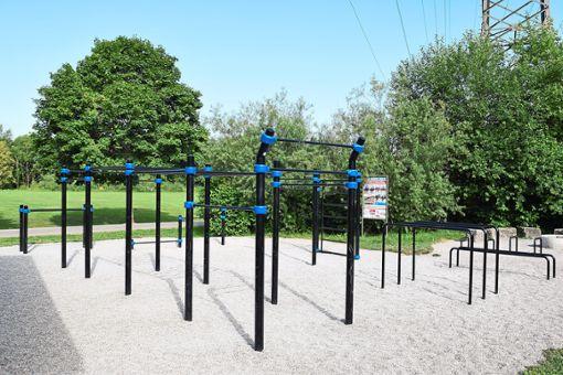 Ein Fitnessstudio im Grünen: Wer regelmäßig kommt und dranbleibt, kann seine sportlichen Ziele erreichen.  Fotos: Zelenjuk Foto: Schwarzwälder Bote