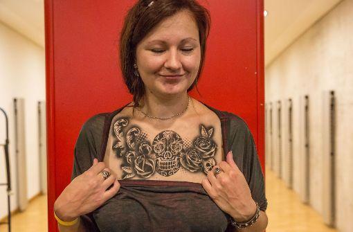 Der Tattoo-Boom ist so lebendig wie nie – das sieht man gerade auf der Tattoo-Convention in Stuttgart. Foto: Lichtgut/Julian Rettig