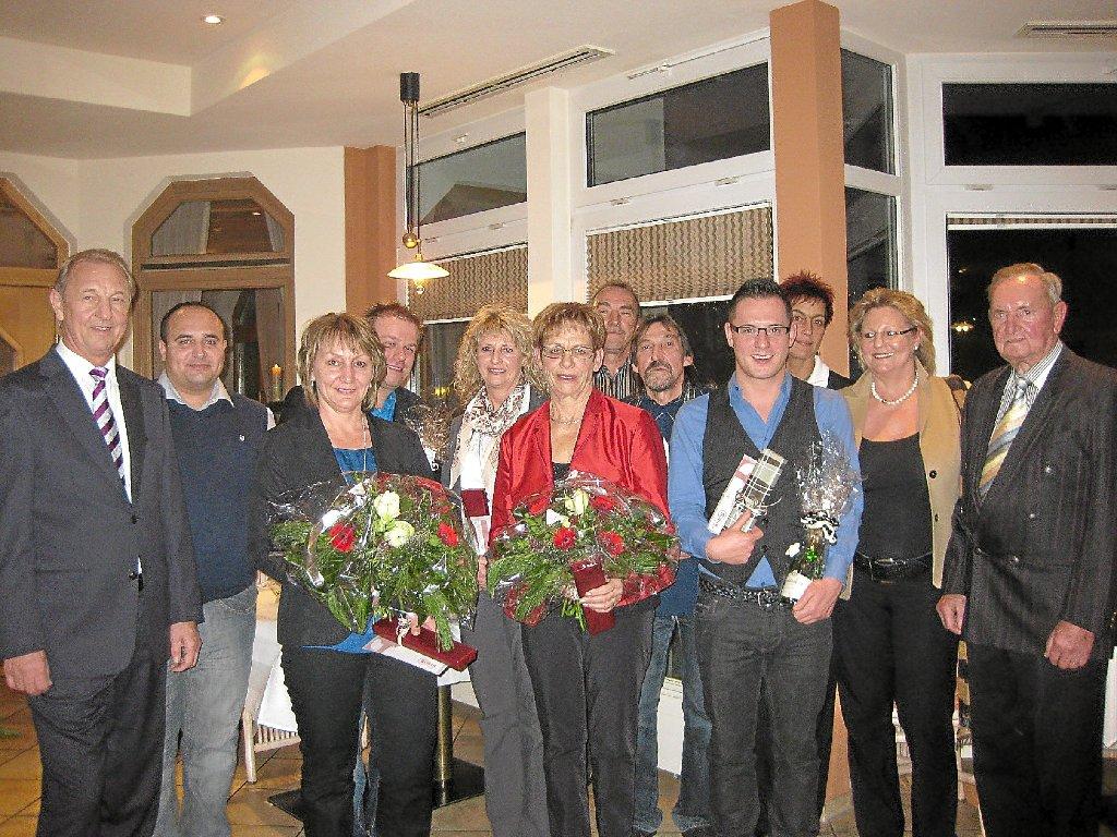 Rottweil Edeltraud Schindler 40 Jahre Dabei Aktuelles