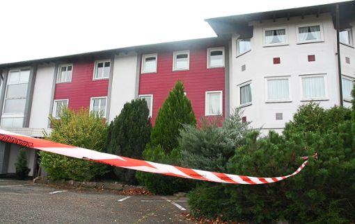 Das  Hotel Park-Hill in Sulzbach ist geschlossen, das  Haus wird zu einem Pflegeheim umgebaut.    Foto: Rath