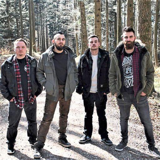Auch die Band Vex aus dem Schwarzwald rockt beim Atomic Summer Freeze. Foto: Schwarzwälder Bote