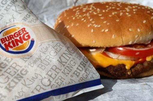 Die neue Burger King-Filiale in Freudenstadt ist eröffnet. (Symbolbild) Foto: dpa