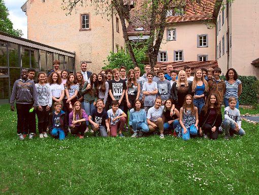 Abwechslungsreiche Tage stehen für die  Schüler vom Collège André  Malraux aus Pontarlier und die Achtklässler des Gymnasiums am Romäusring auf dem Programm.   Foto: Zieglwalner Foto: Schwarzwälder-Bote
