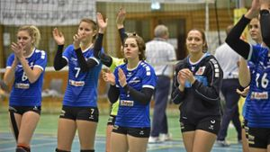 Volleyball: TV Villingen: Damen ohne Fortune