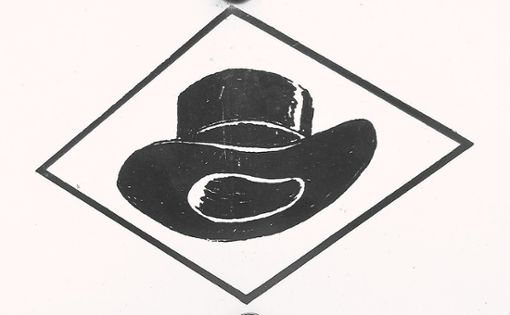 Der Heckerhut ist auch ein Wegzeichen Foto: Schwarzwälder Bote