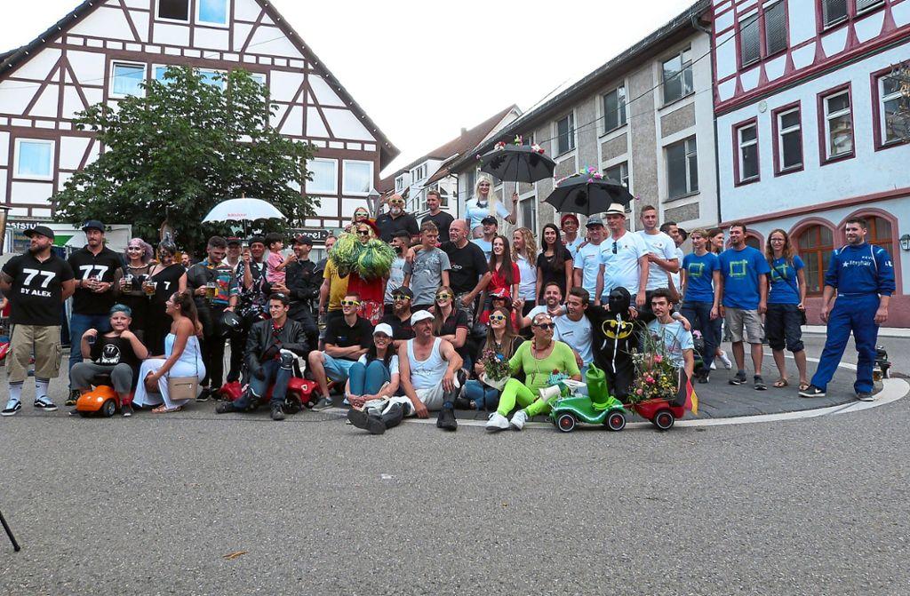 Oberndorf a. N.: Im Olymp der Bobby-Car-Challenge - Oberndorf a. N ...