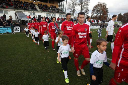 Mittlerweile kennen sich der FC 08 Villingen und der SV Linx ziemlich gut. Foto: Marc Eich