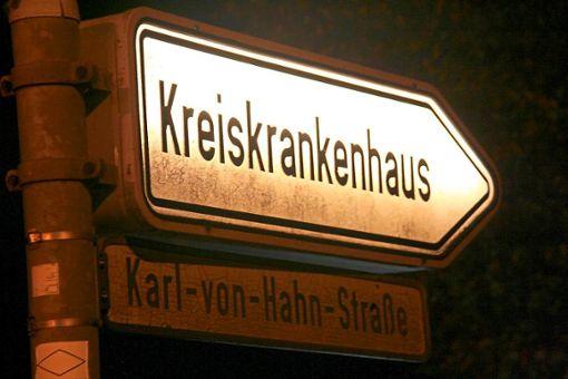 In Freudenstadt treibt der Mangel an chirurgischen Praxen die Patienten in die Notaufnahme. Foto: Rath