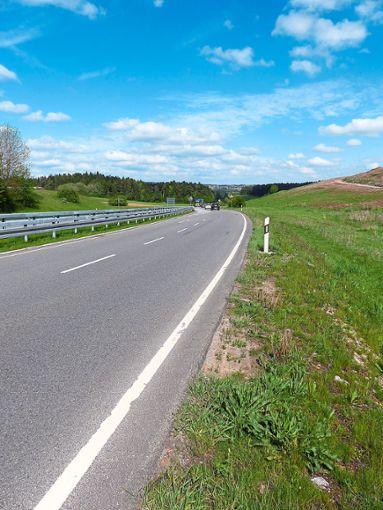 Die Bundesstraße 28 zwischen Freudenstadt und Aach soll teilweise dreispurig ausgebaut werden. Außerdem ist geplant, die Zuberkurve sicherer zu gestalten. Foto: Müller