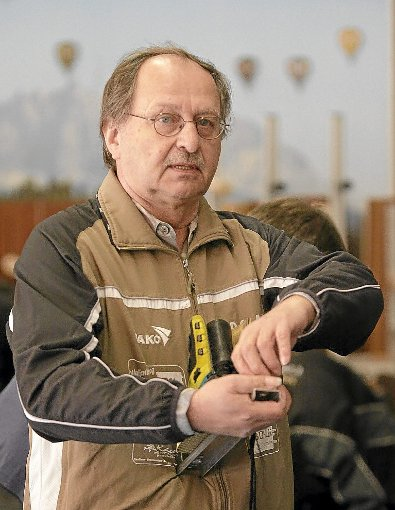 Dieter Claas strebt mit der SGi Ebershardt die Meisterschaft und damit den Sprung in den Ligamodus an.   Foto: Kraushaar Foto: Schwarzwälder-Bote