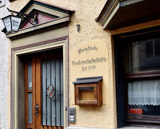 Im seit einiger Zeit geschlossenen Russenstüble gibt es zumindest über  die Fasnet wieder traditionelle schwäbische Küche. Aber das ist vielleicht nur der Auftakt? Foto: Siegmeier