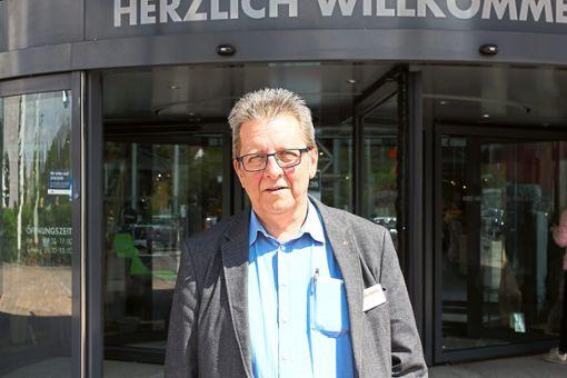 Albert Redl bewirbt sich  als weiterer Kandidat für den Gemeinderat.   Foto: Stiegler Foto: Schwarzwälder Bote