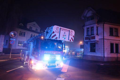 In einer Shisha-Bar in Schwenningen hat es gebrannt. Foto: Marc Eich