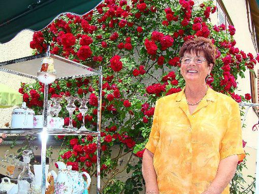 Der Rosenmarkt steht im Mittelpunkt des Veranstaltungskalenders für Juni.  Archiv-Foto: Hauser Foto: Schwarzwälder-Bote