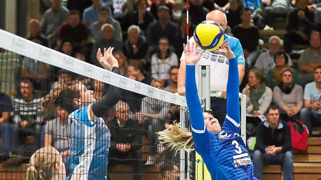 Volleyball: Johansson-Team siegt souverän - Volleyball - Schwarzwälder Bote