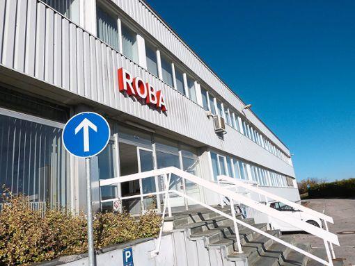 Kaum noch Aufträge: Wie und ob es überhaupt mit der Roba Packaging AG in Römlinsdorf weitergeht, ist ungewiss. Foto: Wiegert