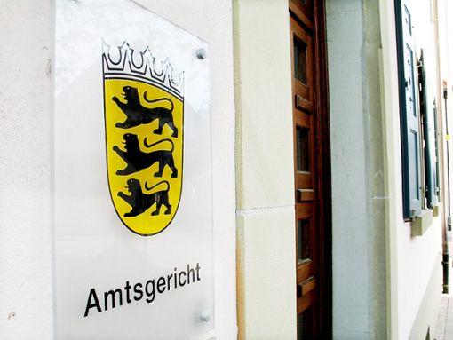 Vor dem Balinger Amtsgericht ist der Prozess gegen einen 60-jährigen Mann fortgesetzt worden.  Foto: Archiv Foto: Archiv