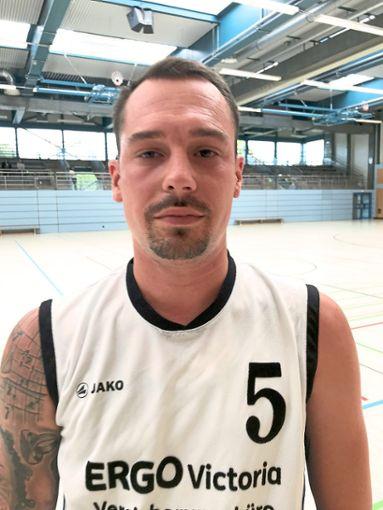 TSV-Trainer Gero Neher strebt mit Rottweil den Klassenerhalt an.  Foto: Rohde Foto: Schwarzwälder Bote