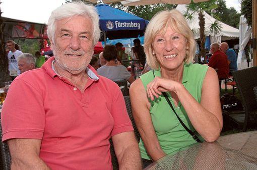 Dieter und Gisela Weigold  Foto: Ullrich Foto: Schwarzwälder Bote